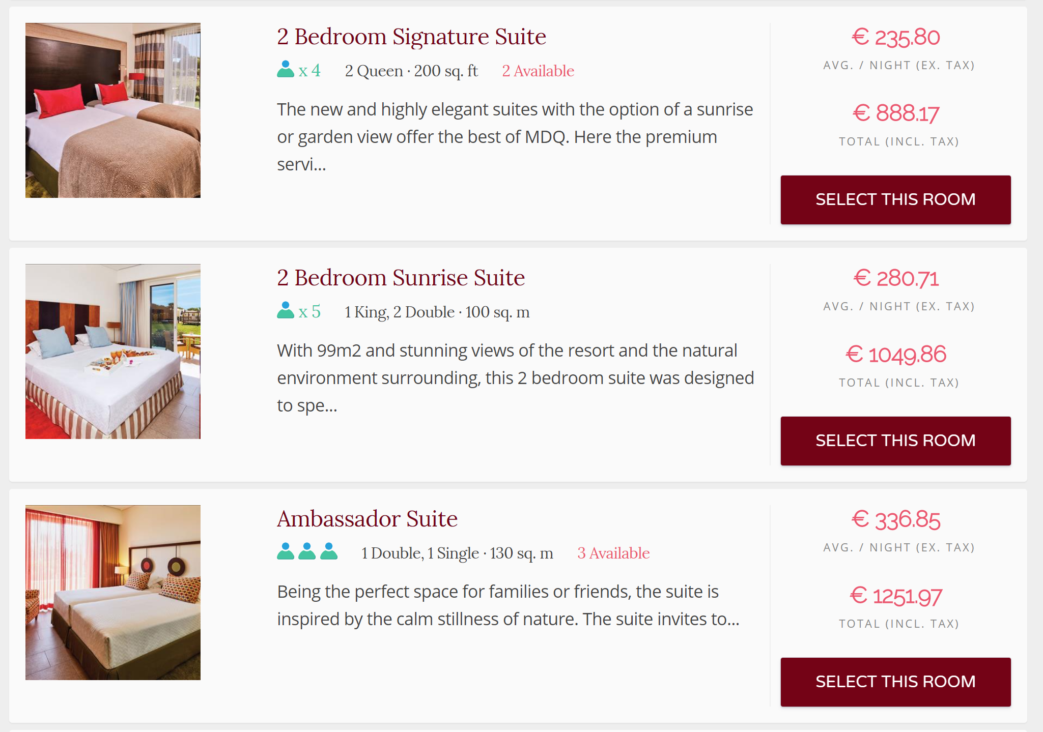 Multi-Room Reservations in Your Booking Engine