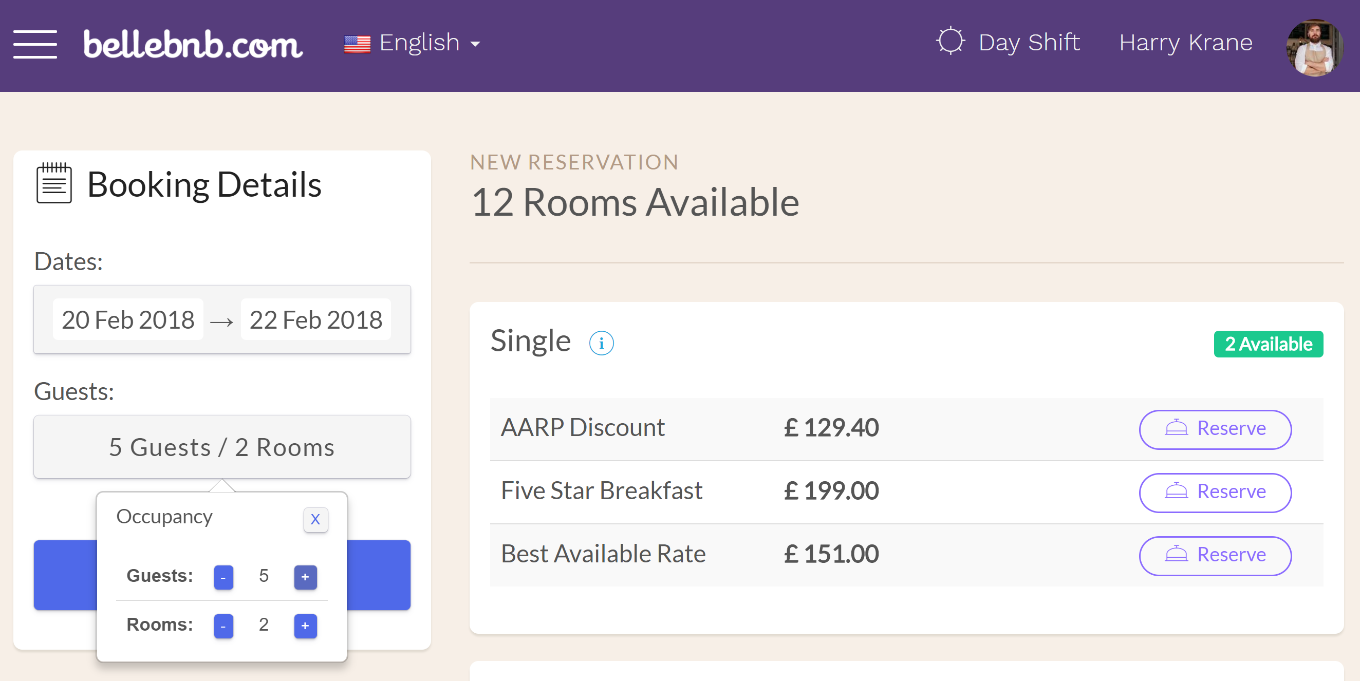 The Front Desk and Booking Engine have been updated to make it easier to manage group reservations. Group reservations are used in the case of corporate clients and other large traveling parties, and sometimes in the case of individual reservations. In this update, we have made it easier to book, reschedule, and cancel individual rooms in a group. We have also updated your booking engine to make it more convenient for guests who need to book several rooms together.