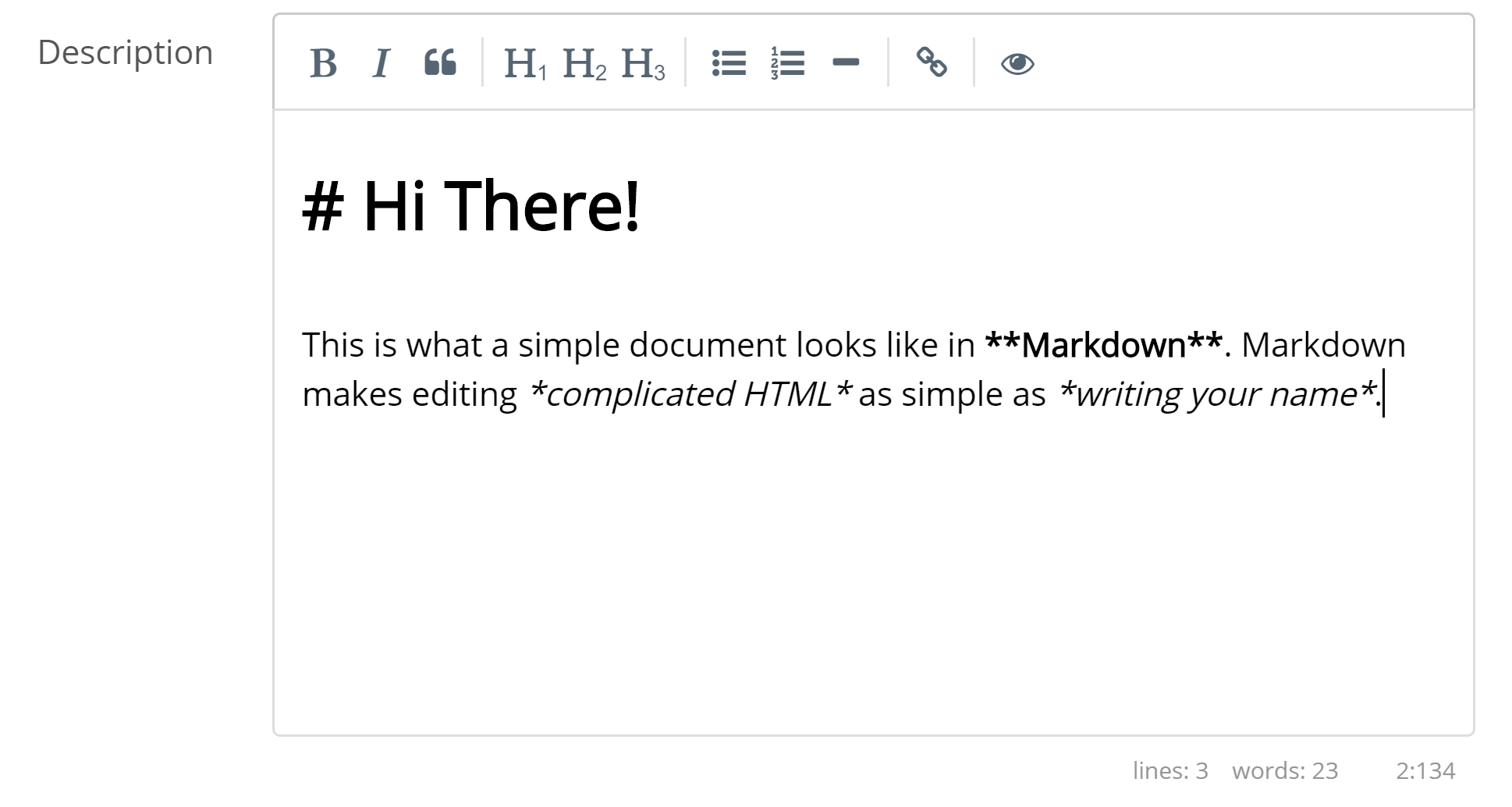 Markdown HTML Now Available We have updated the Front Desk and Booking Engine so that you can now edit room descriptions and booking engine additions in Markdown HTML! This is a significant improvement that will allow you to further personalize your booking engine to your hotel brand.